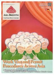 Work Visa and Permit Procedures Across Asia