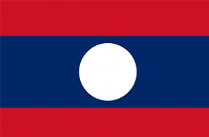 Lao PDR flag