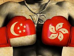 Singapore VS Hong Kong