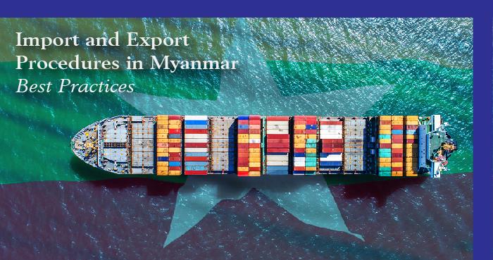Import Export Myanmar banner