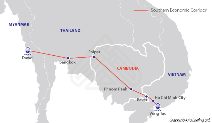 The Southern Economic Corridor: Boosting Trade and
