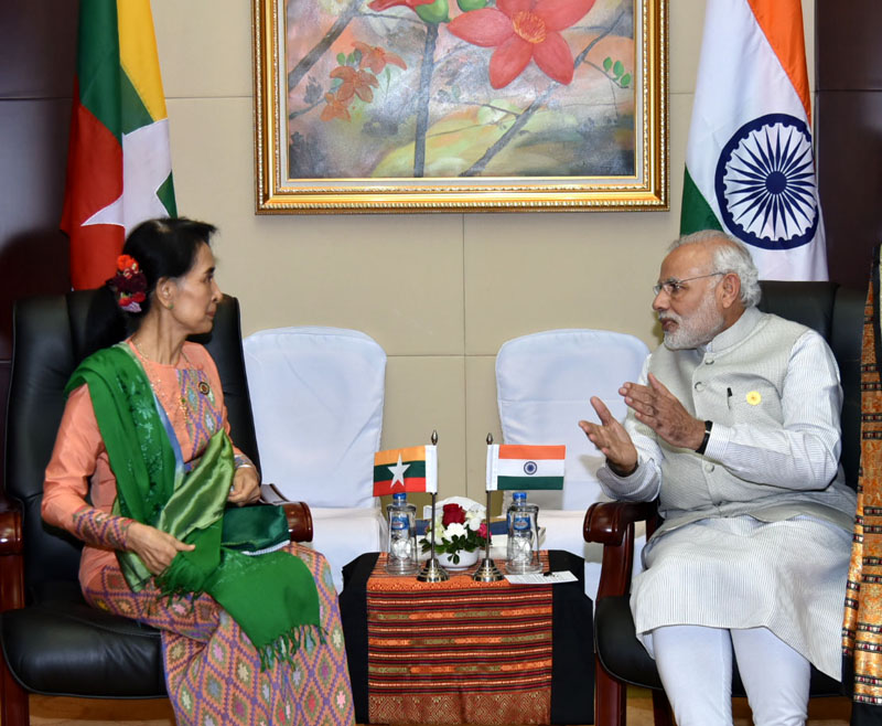 india and myanmar relationship