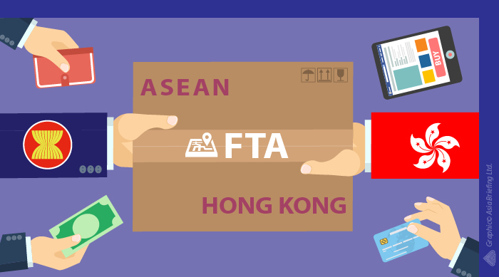 Asean Hong Kong Free Trade Agreement Signed Asean Business News