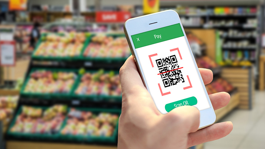 Image result for qr pay