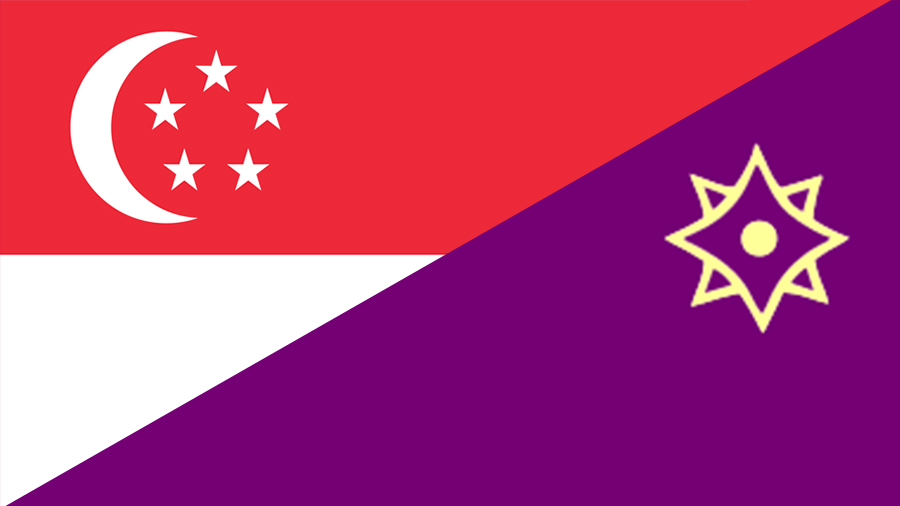 Singapore with EAEU